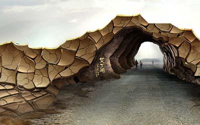 【艾丁湖】古村改造设计--吐鲁番