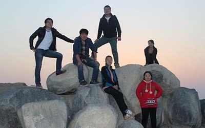 千赢国际qy88官方网站员工吐鲁番——鄯善之行