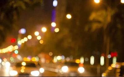 【昆仑山下】盏盏路灯点亮小山村之夜