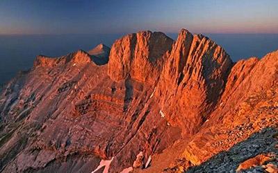 【昆仑祭】昆仑山与奥林匹斯山:众神居住的地
